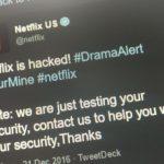هک اکانت توییتر نت فلیس توسط گروه هکری OurMine
